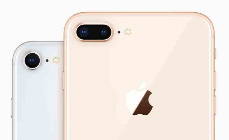 Differenze tra iPhone 7 e iPhone 8 a confronto: le reali differenze