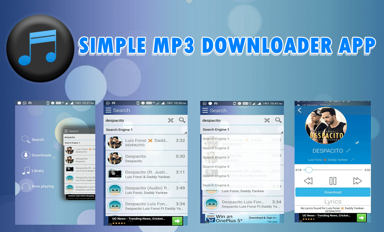 simple-mp3-download
